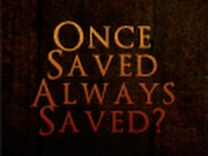 once-saved
