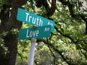 truth or love